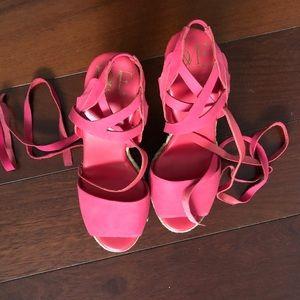 Diane Von Furstenburg Pandora Espadrille Sandals